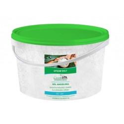 sól epsom, sól angielska koi nerwy, relaksuje, regeneruje, wiaderko 10 kg