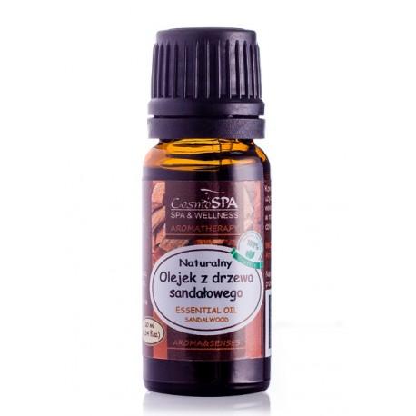 Naturalny olejek eteryczny z drzewa sandałowego 10 ml