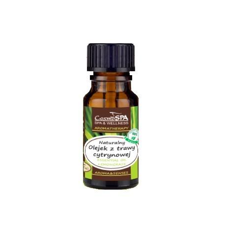 Naturalny olejek z trawy cytrynowej AROMATHERAPY 10ml