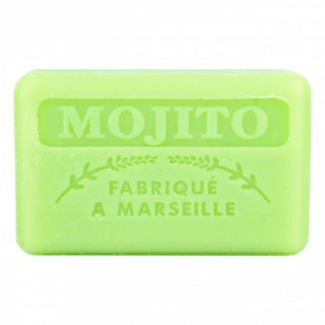 Mydło Marsylskie Mojito&Masło Shea 125g