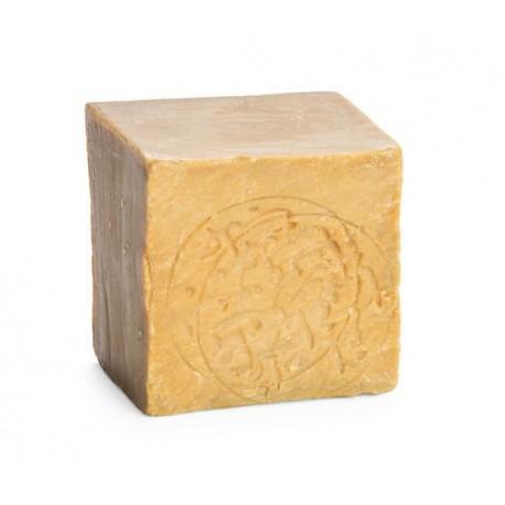 Oryginalne mydło Aleppo z glinką beloun, kostka 200g