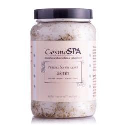 pieniąca sól do stóp Jaśmin z rumiankiem, 500 g