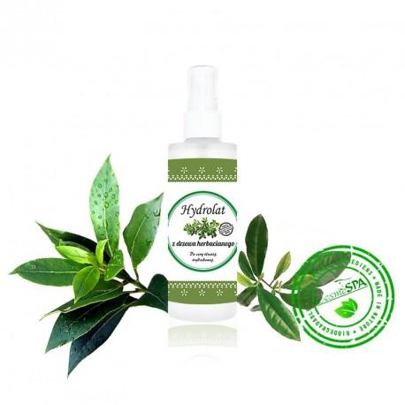 Hydrolat z drzewa herbacianego